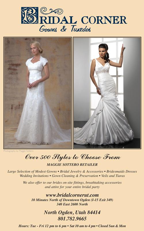 Wedding Dress Preservation Ogden Utah Mini Bridal